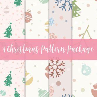 Il mio regalo di Natale, 4 pattern natalizi scaricabili gratuitamente