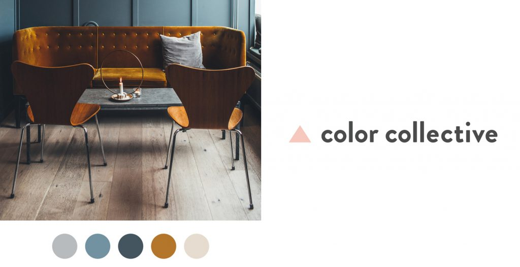 Color collective palette