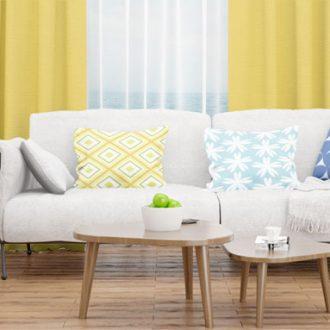 Nuova collezione: cuscini in stile geometrico