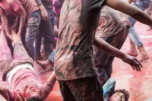 Holi festival - India