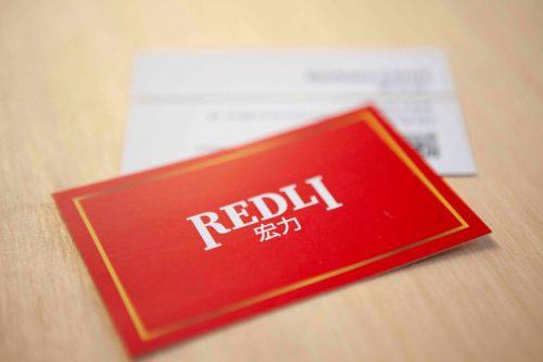 Biglietti da visita Redli